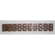КЛЕМА-6.0 мм PVC /2.5-10 мм/ @