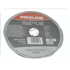 ДИСК-230х2 PROLINE-ERBA Inox