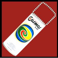 СПРЕЙ-COSMOS 400 ml RAL 3002 ЧЕРВЕН
