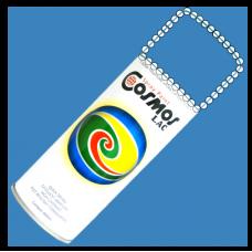 СПРЕЙ-COSMOS 400 ml RAL 5012 СВЕТЛО СИН