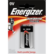 БАТЕРИЯ-9 V Energizer Alkaline @