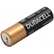 БАТЕРИЯ-R6 1.5V AA-DURACELL/4 в oпаков/ Alkaline @