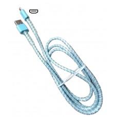 КАБЕЛ-USB->USB micro B 1m @