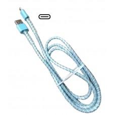 КАБЕЛ-USB->USB micro type C /нов стандарт/ @