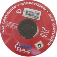 БУТИЛКА-ГАЗОВА 500 g с резба червена @