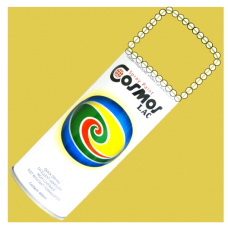 СПРЕЙ-COSMOS 400 ml RAL 1014 МЛЕЧНО БЕЖОВ