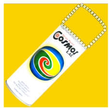 СПРЕЙ-COSMOS 400 ml RAL 1023 Canary ЖЪЛТ