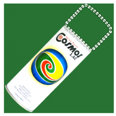 СПРЕЙ-COSMOS 400 ml RAL 6001 J.Deer ЗЕЛЕН