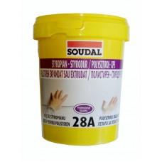 ЛЕПИЛО-SOUDAL полистир. 28 А 1 kg