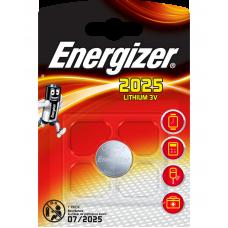 БАТЕРИЯ-2025 Energizer