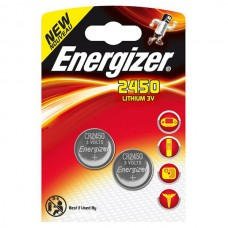 БАТЕРИЯ-2450 Energizer /1бл.=2 бр./
